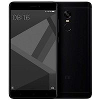 купить Xiaomi Redmi Note 4X 32GB/3GB Global Version Dual SIM Black (Черный) в Перми